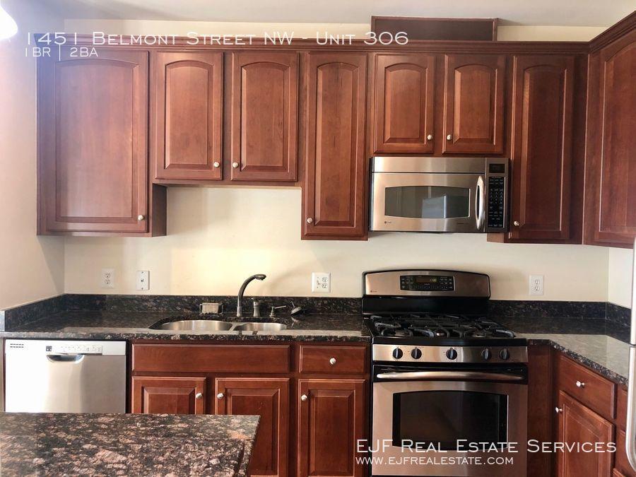 1451 Belmont Street NW, Unit 306 Washington DC 20009