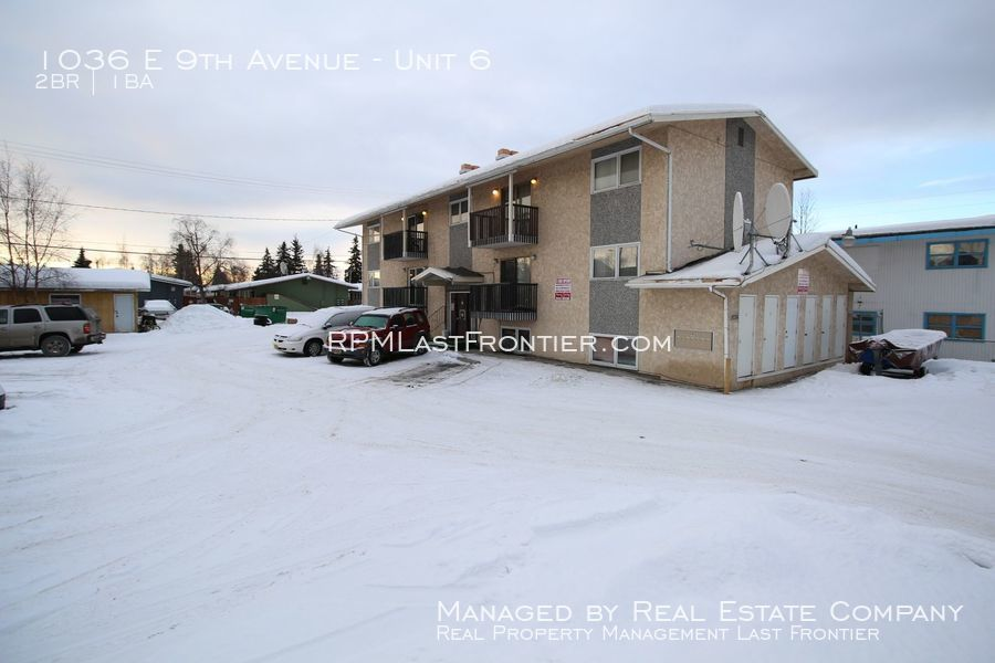 Apartment for Rent in Anchorage