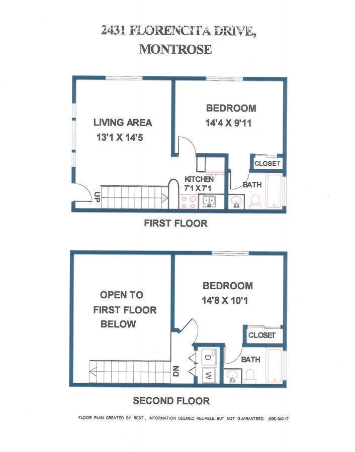2431 florencita floor plan