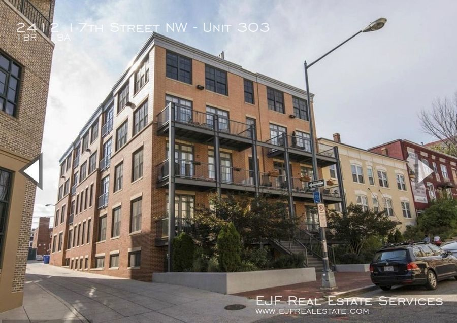 2412 17th Street NW, Unit 303 Washington DC 20009