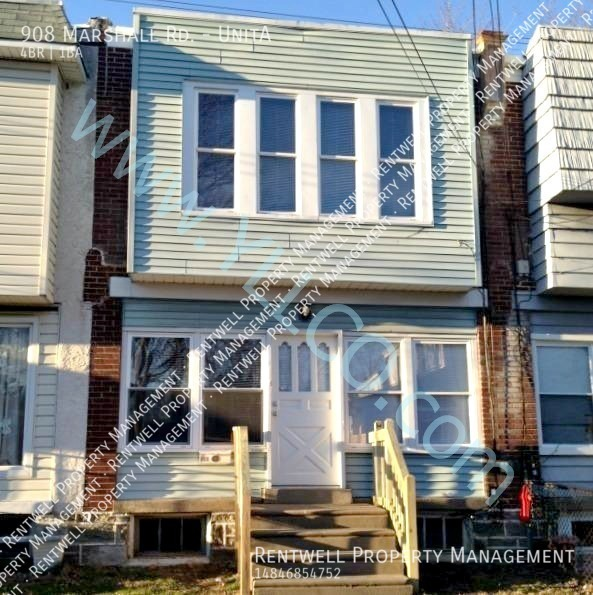 House for Rent in Sharon Hill