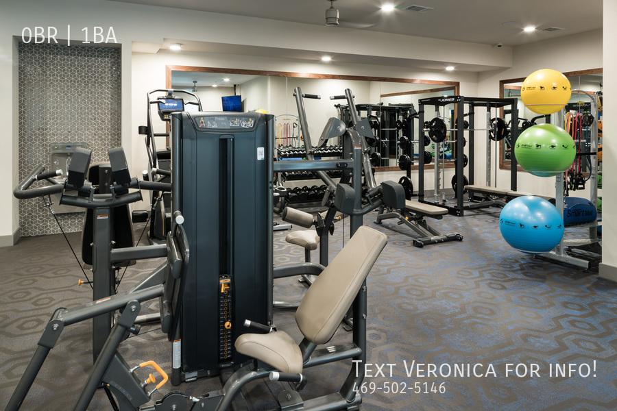 Am fitness center tcra 4161 087