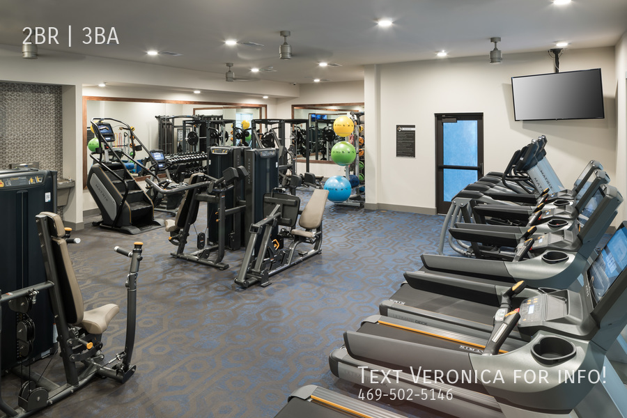 Am fitness center tcra 4161 084