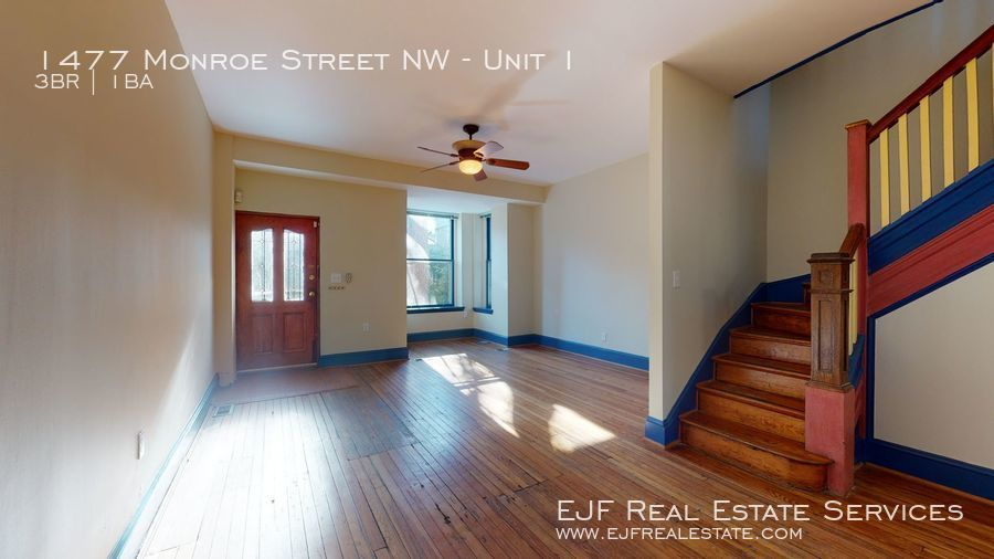 1477 Monroe Street NW, Unit 1 Washington DC 20010