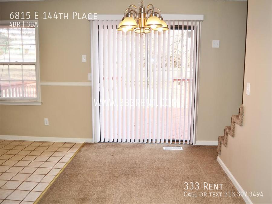 2dining room space