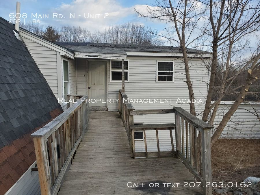 Apartment for Rent in Hampden