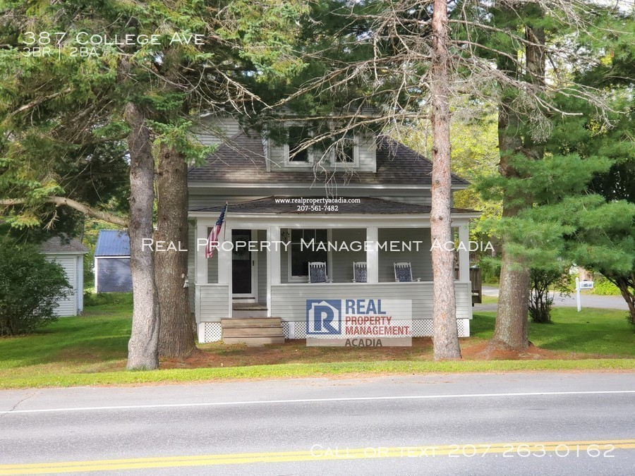 House for Rent in Orono