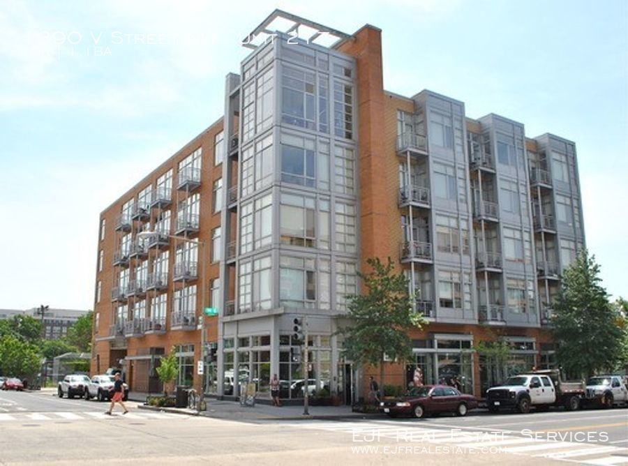 1390 V Street NW, Unit 217 Washington DC 20009