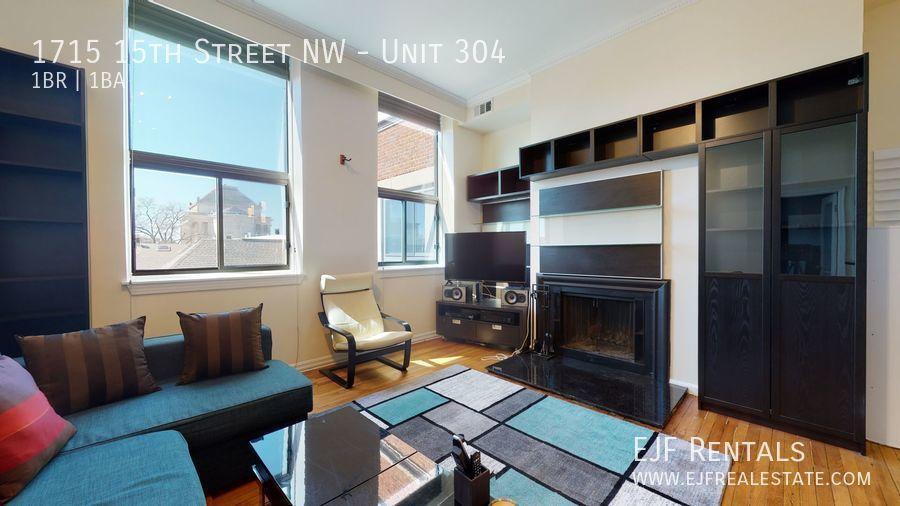 1715 15th Street NW, Unit 304 Washington DC 20009