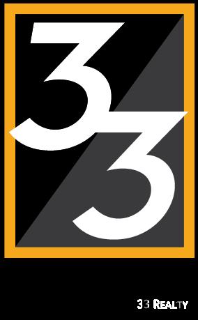 33 realty logo