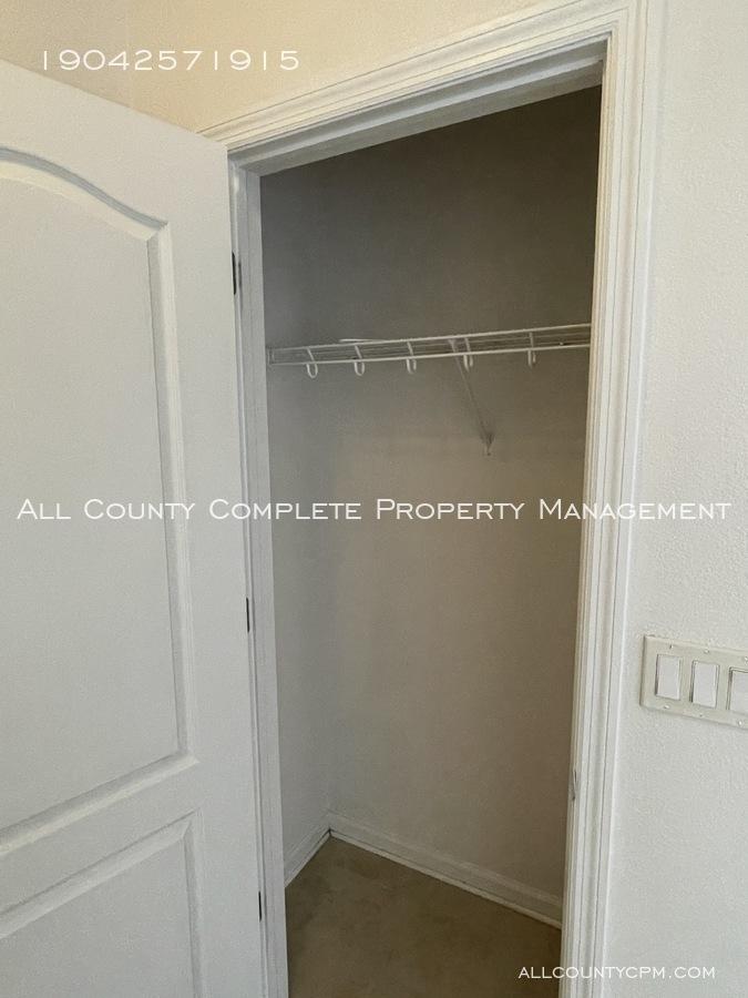 3 entry closet