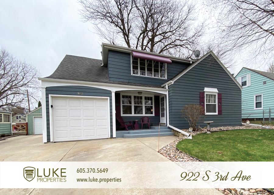 Luke properties 922 s 3rd ave sioux falls south dakota 57104 home for rent