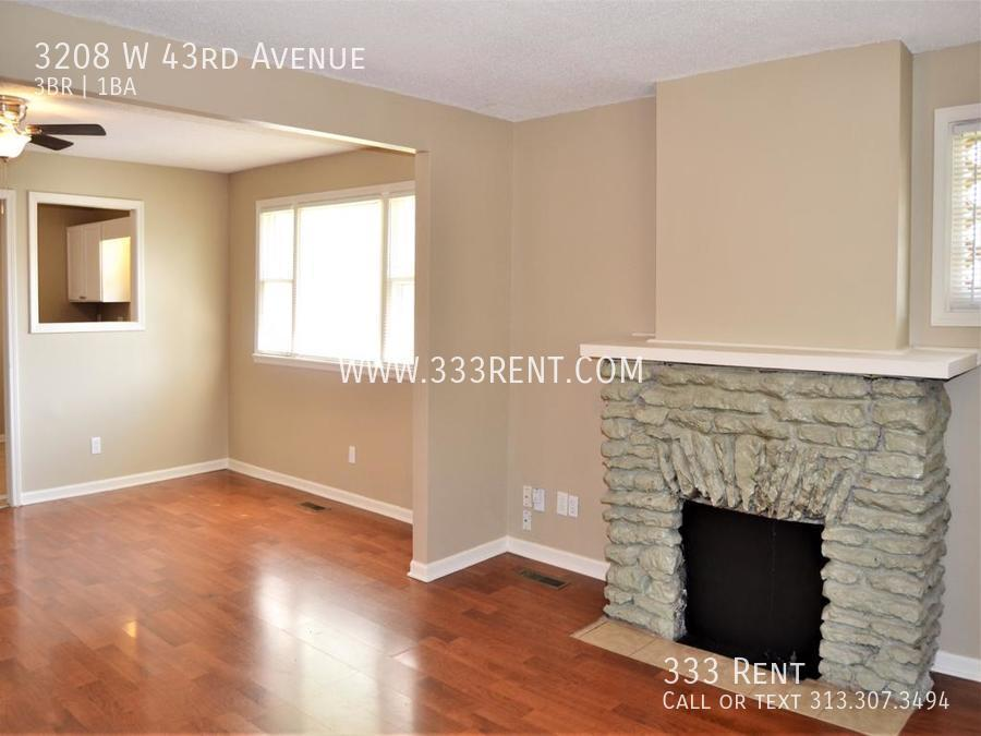 3living room into dining room