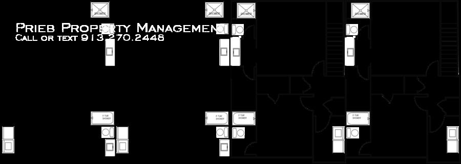 Reserve 2 bedroom all units   2nd floor