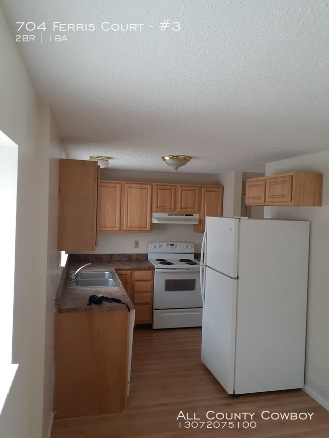 Apartment for Rent in Rawlins