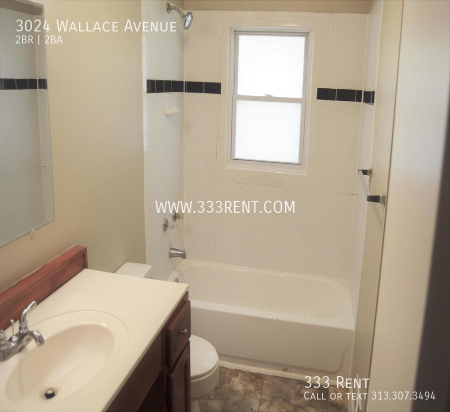 6full bathroom