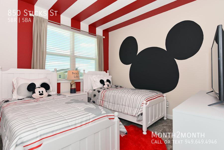 Bedroom 4 2000