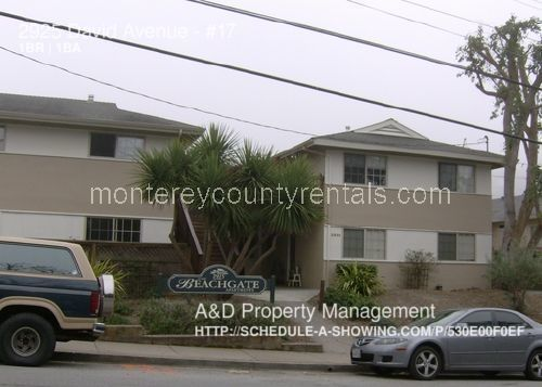 Apartment for Rent in Pacific Grove