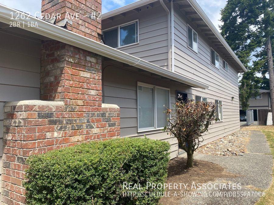 1262 Cedar Ave, #2, Marysville WA 98270 - Photo 1