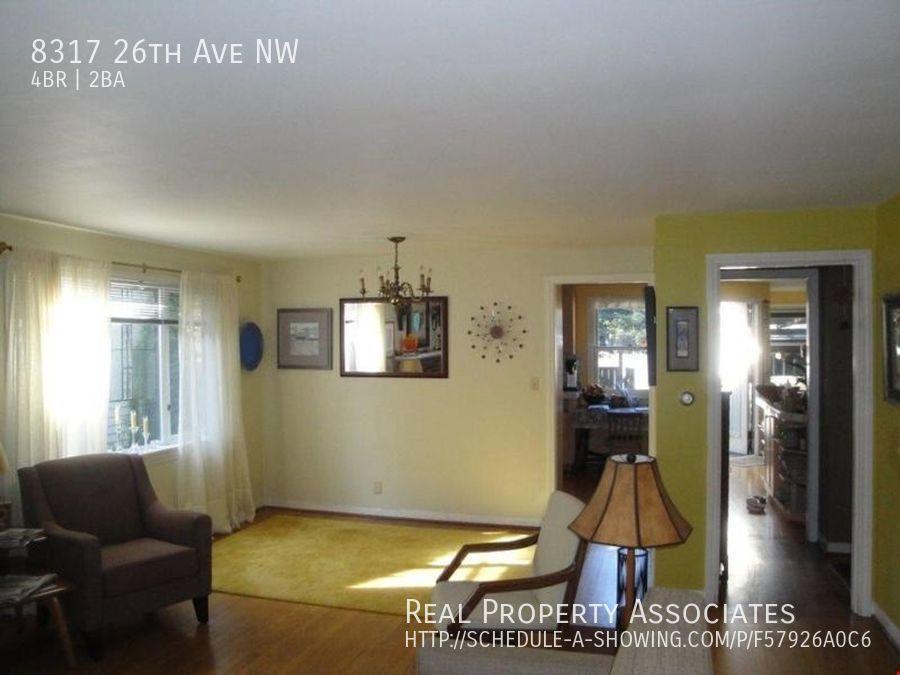 8317 26th Ave NW, Seattle WA 98117 - Photo 4