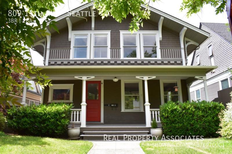 809 15th Ave, Seattle - A, Seattle WA 98122 - Photo 1