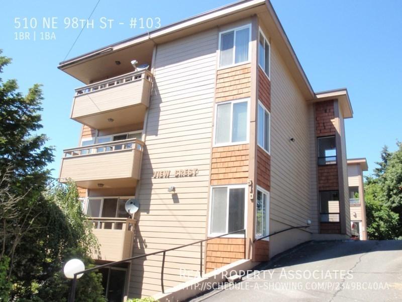 510 NE 98th St, #103, Seattle WA 98115 - Photo 1