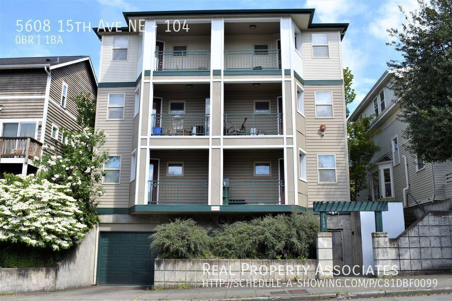 5608 15th Ave NE, 104, Seattle WA 98105 Photo