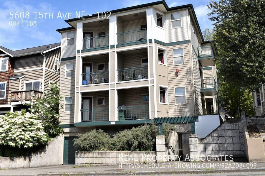 5608 15th Ave NE, 102, Seattle WA 98105 Photo
