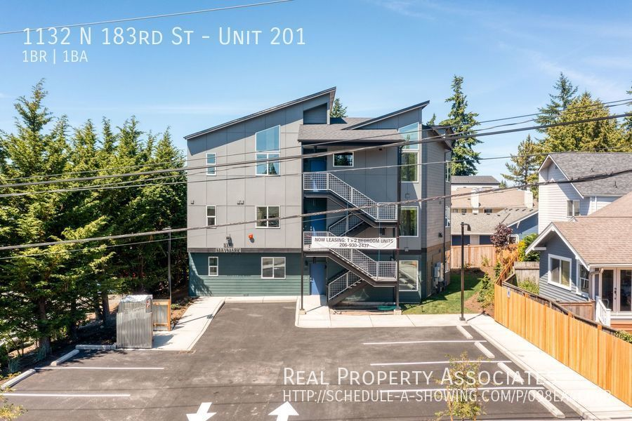 1132 N 183rd St, Unit 201, Shoreline WA 98133 - Photo 1