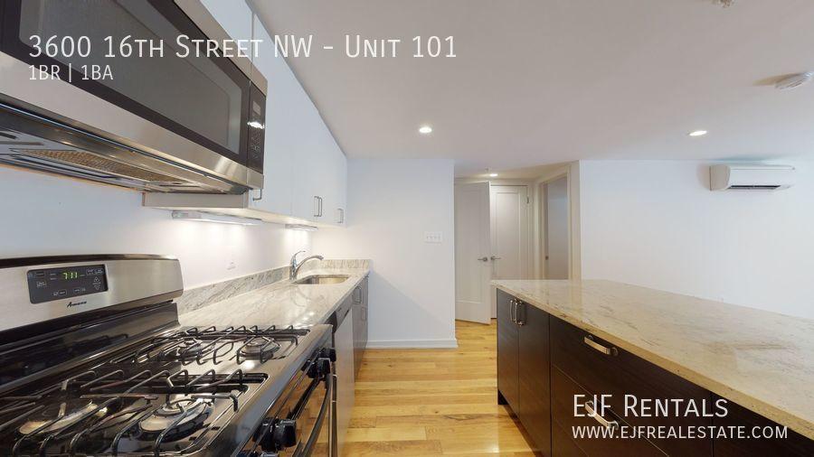 3600 16th Street NW, Unit 101 Washington DC 20010