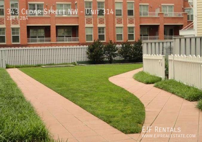 343 Cedar Street NW, Unit 314 Washington DC 20012