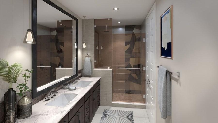 Thehamilton dallas deepellum 17067 bathroom one bedroom view 1br a02 hr06