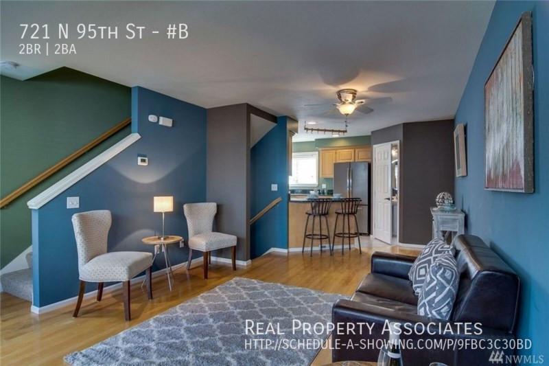 721 N 95th St, #B, Seattle WA 98103 - Photo 6