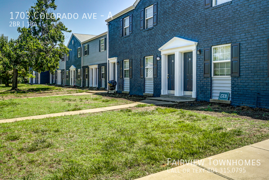 Townhouse for Rent in Richmond