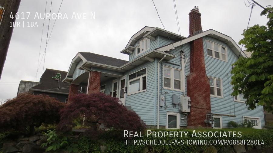 4617 Aurora Ave N, Seattle WA 98103 - Photo 1
