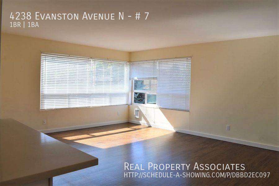 4238 Evanston Avenue N, # 7, Seattle WA 98103 - Photo 2