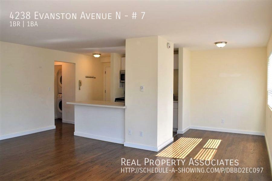 4238 Evanston Avenue N, # 7, Seattle WA 98103 - Photo 3