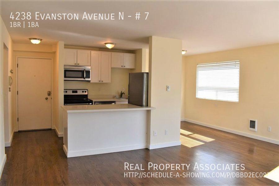 4238 Evanston Avenue N, # 7, Seattle WA 98103 - Photo 4
