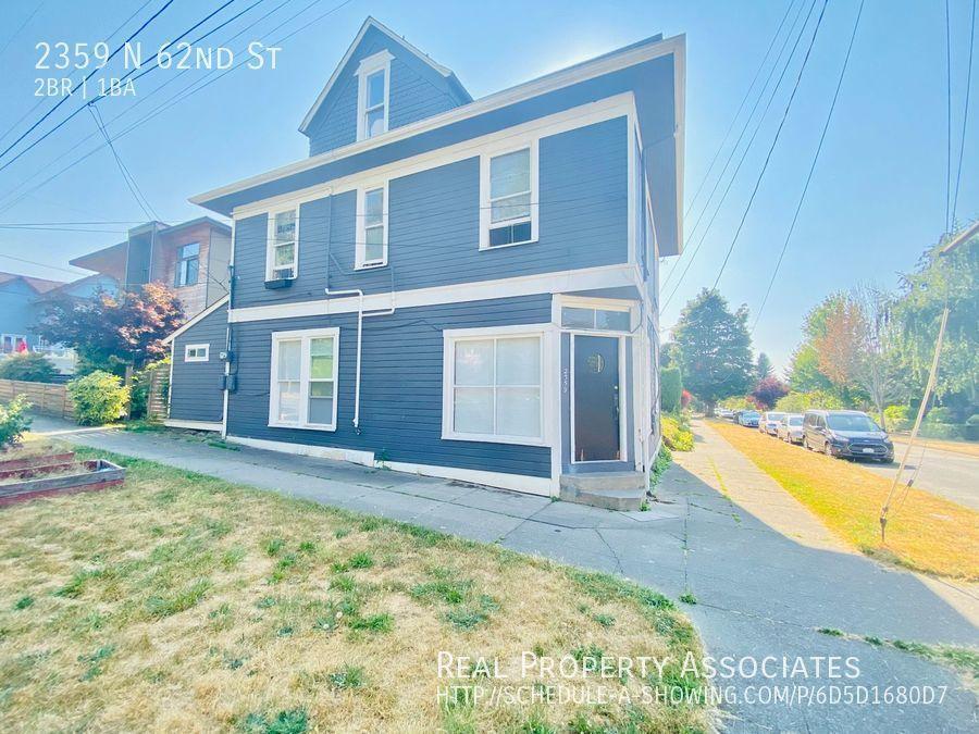 2359 N 62nd St, Seattle WA 98103 - Photo 1