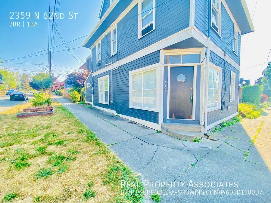 2359 N 62nd St, Seattle WA 98103 - Photo 2