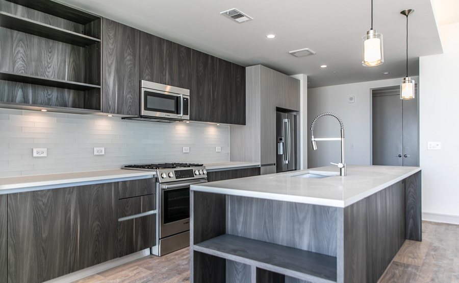 Gallery residences kitchen 2