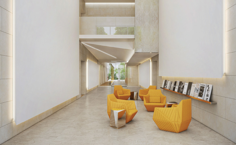 The residences gallery 6