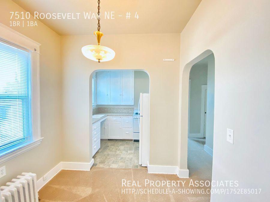 7510 Roosevelt Way NE, # 4, Seattle WA 98115 - Photo 2