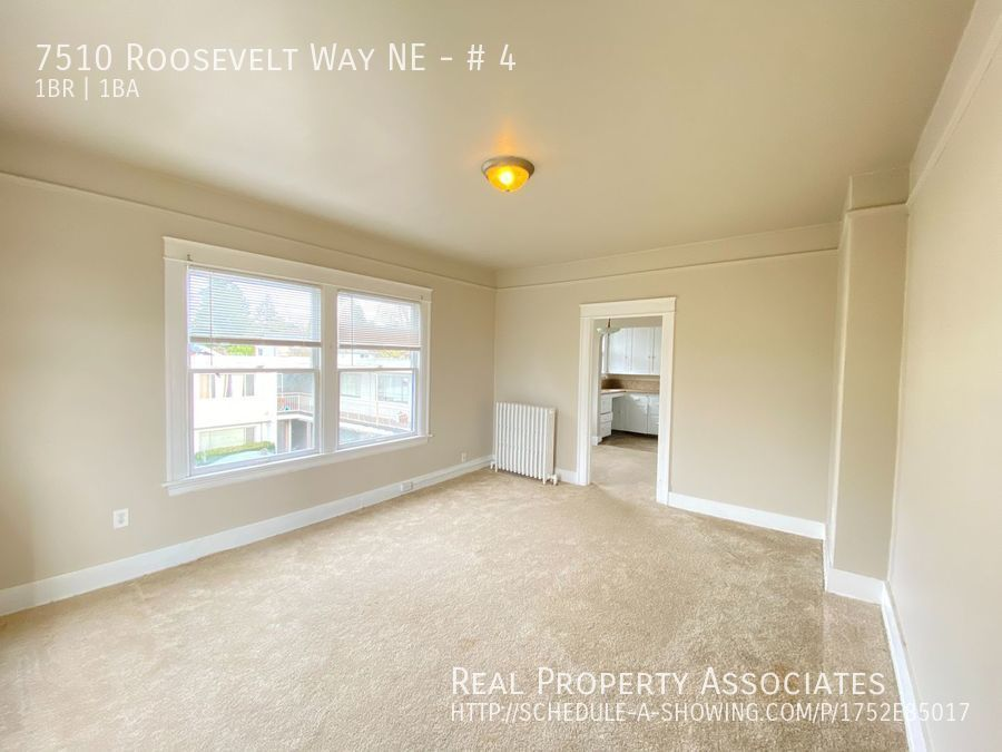 7510 Roosevelt Way NE, # 4, Seattle WA 98115 - Photo 5