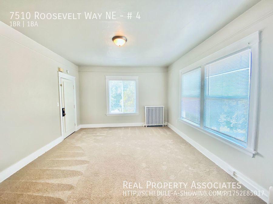 7510 Roosevelt Way NE, # 4, Seattle WA 98115 - Photo 6