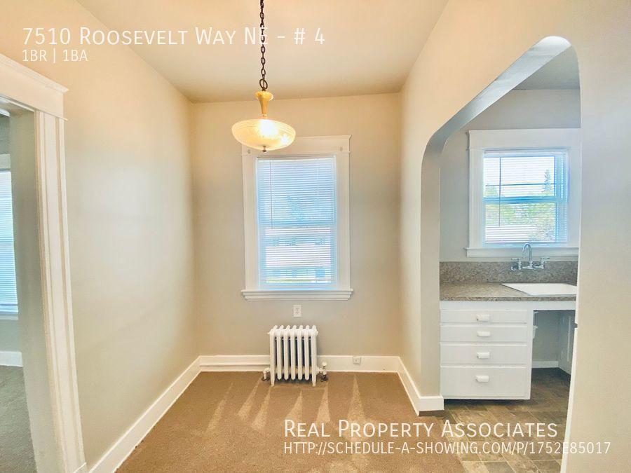 7510 Roosevelt Way NE, # 4, Seattle WA 98115 - Photo 7