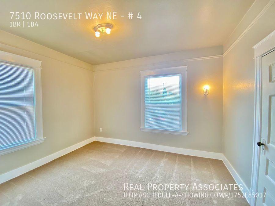 7510 Roosevelt Way NE, # 4, Seattle WA 98115 - Photo 11
