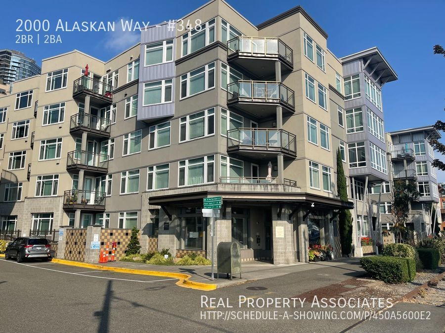 2000 Alaskan Way, #348, Seattle WA 98121 - Photo 1