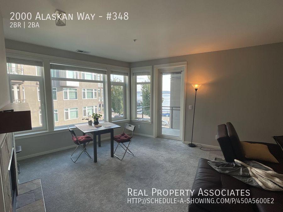 2000 Alaskan Way, #348, Seattle WA 98121 - Photo 2