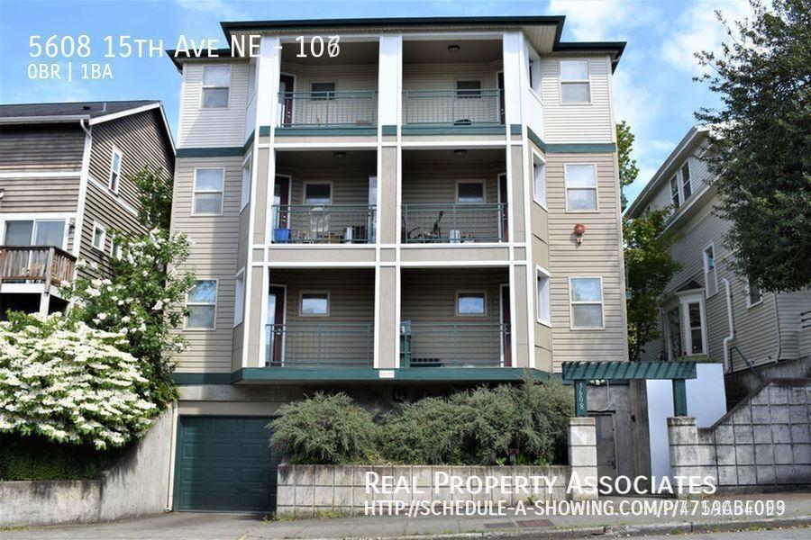 5608 15th Ave NE, 106, Seattle WA 98105 - Photo 1